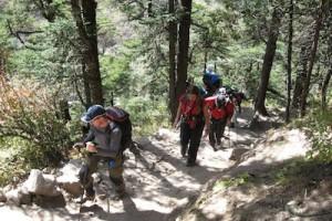 Trekkingbacke