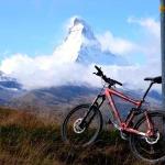 MTB Chamonix - Zermatt