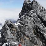 Carstensz sista mot toppen