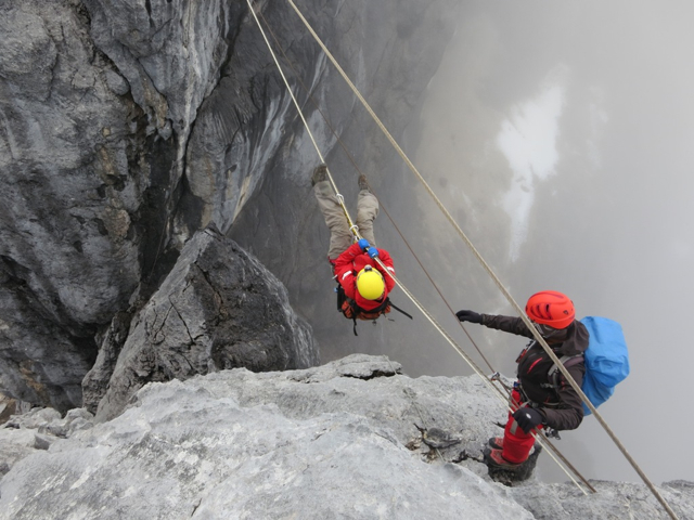 Carstensz tyrolsk travers