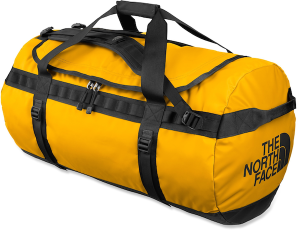 TNF duffel bag