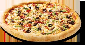 pizza för Denali