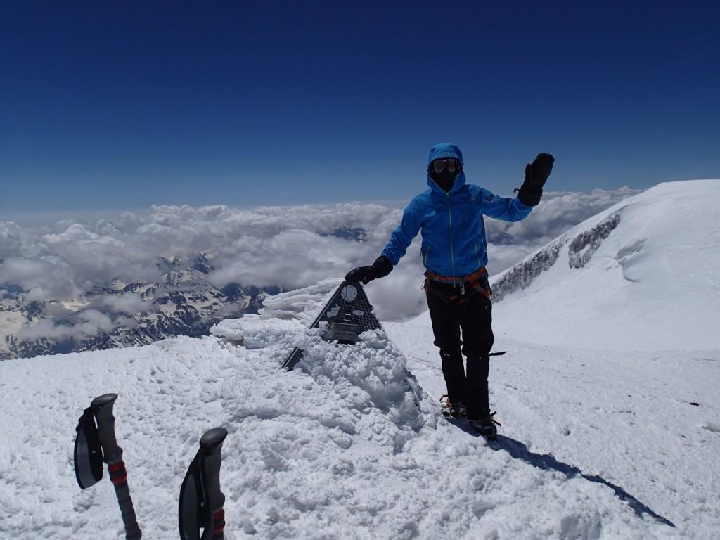 Elbrus 14 -15