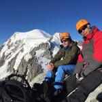 Klättra Mt Blanc med adventurelovers.se