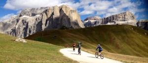 Bästa Mountainbike i Dolomiterna