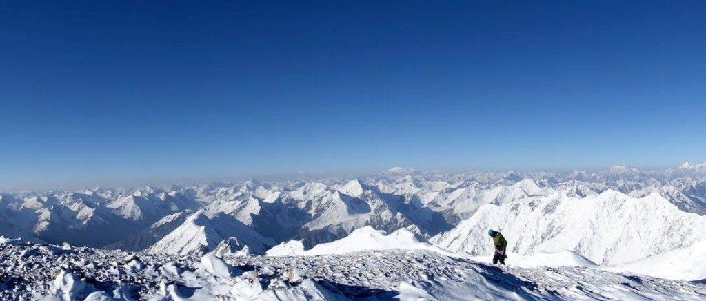 Bestig Peak Lenin, 7134m