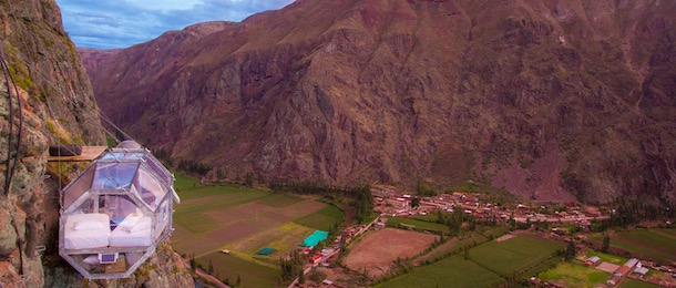 Äventyrsresa i Peru