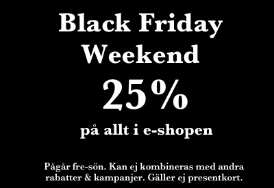 Black Friday på adventurelovers.se