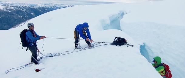 Alpinkurs med adventurelovers.se