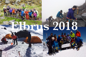 Klättra Elbrus 2018 med Adventure Lovers