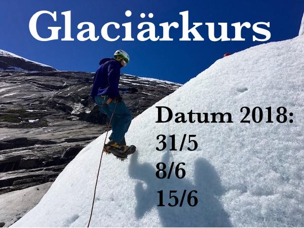 Utbilda dig på glaciär med Adventure Lovers