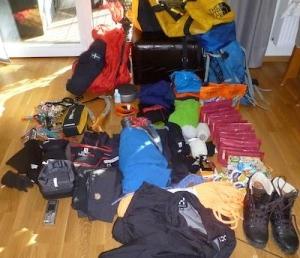 Utrustning med adventurelovers.se