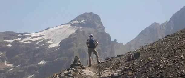 Vandra via Alpina från Engelberg med adventurelovers.se