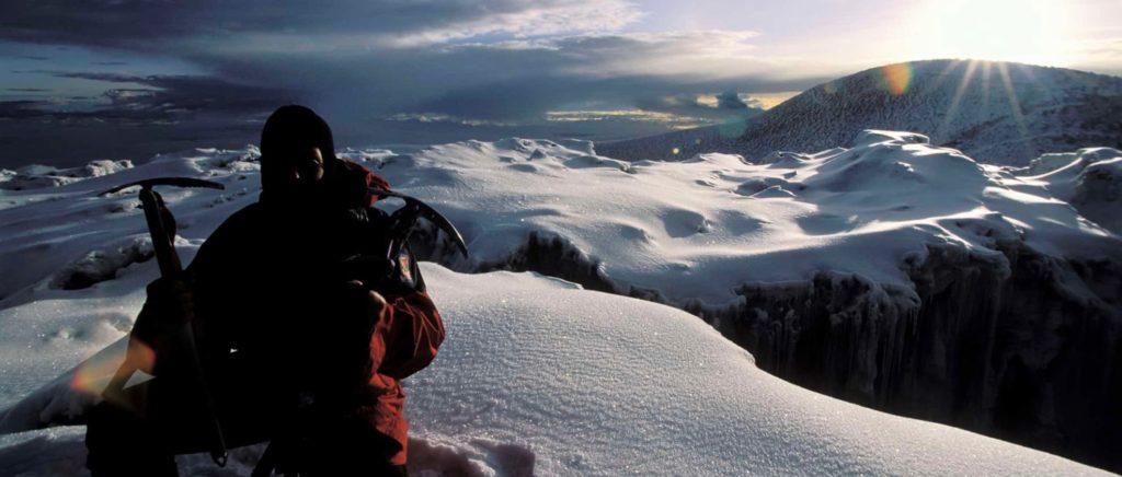 Klättra Chimborazo med adventurelovers.se